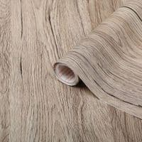 67cm Sanremo Eiche Wood Sticky Back Vinyl (200-8432) Lengths from 1m to 15m